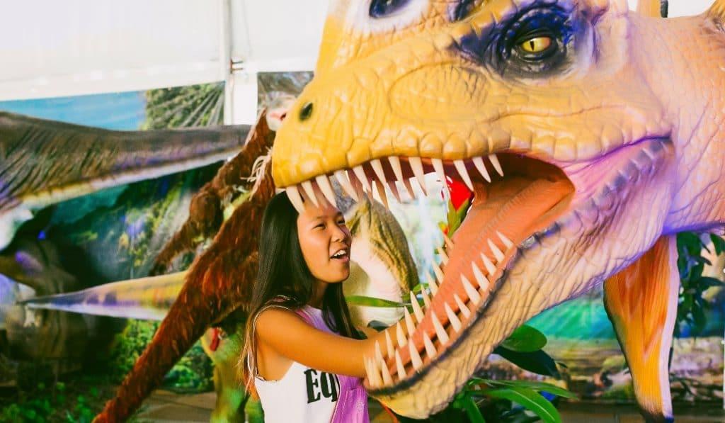 Dinosaurs Tour: la mayor exposición de dinosaurios animatrónicos está en Sevilla