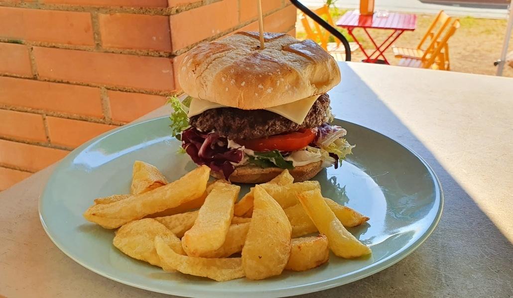 Esta es la mejor hamburguesa de Sevilla