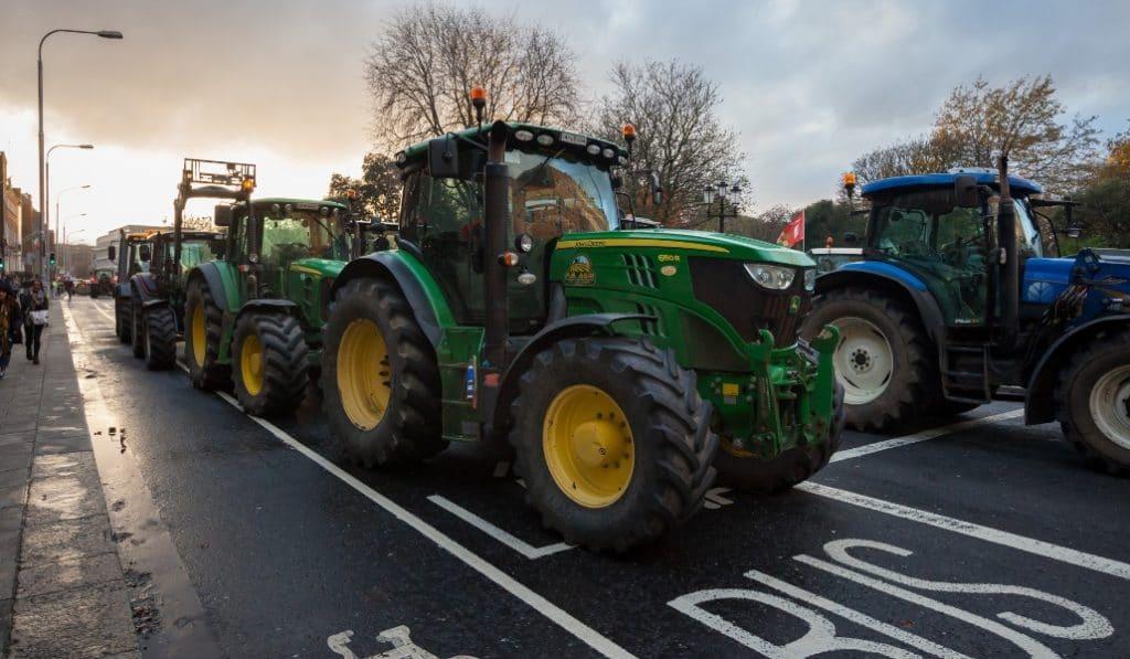 La Tractorada del 25 de febrero afectará a las principales autovías de Sevilla