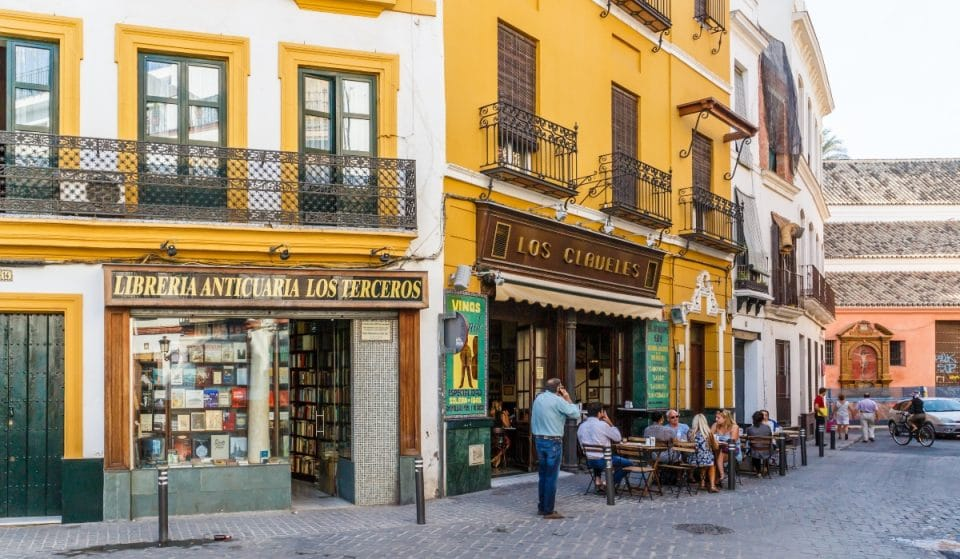 6 librerías de segunda mano de Sevilla imprescindibles para bibliófilos