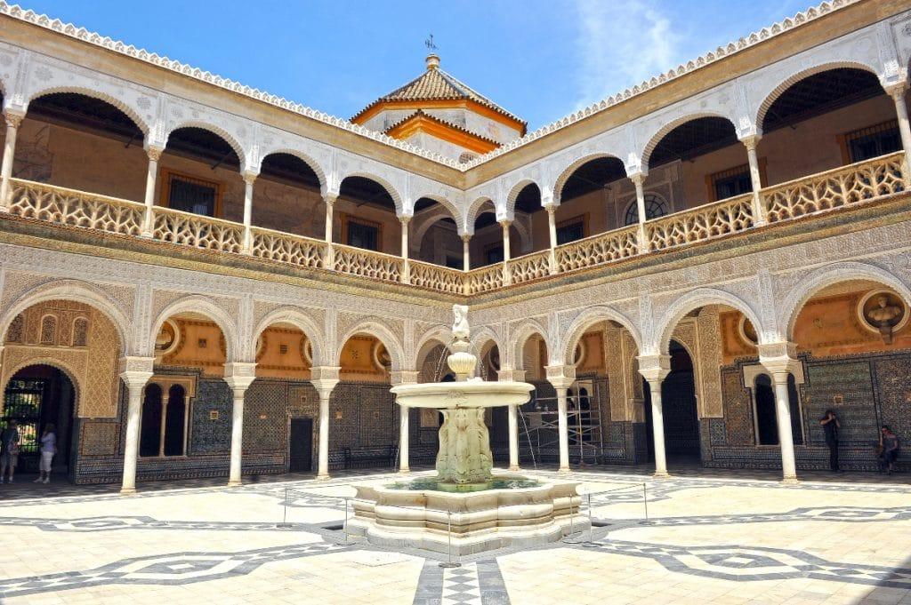 7 secretos que esconde la Casa de Pilatos, el mejor palacio sevillano