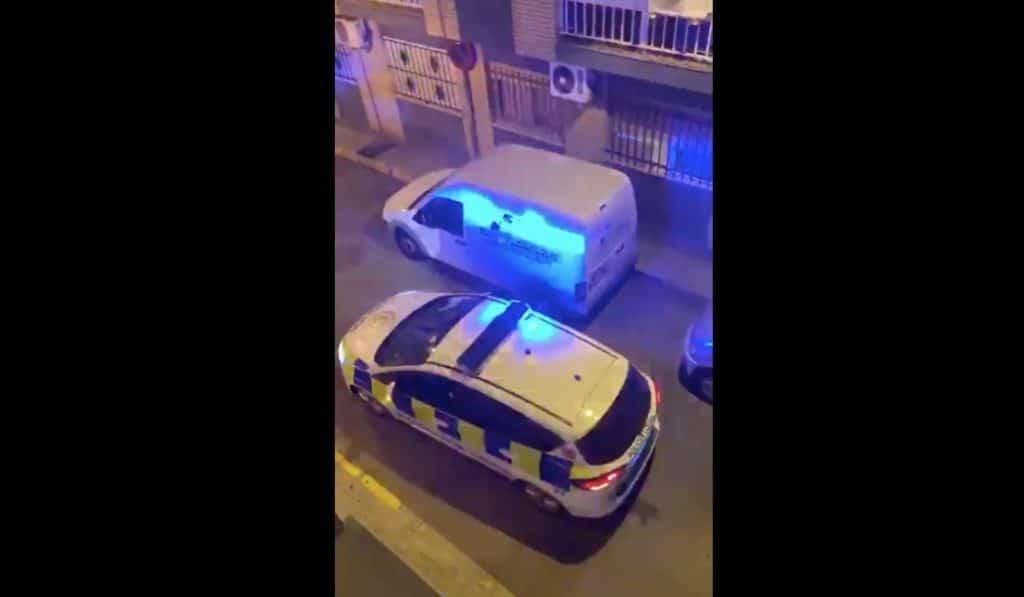 La Policia Local de Camas protagoniza una 'revirá' durante el confinamiento