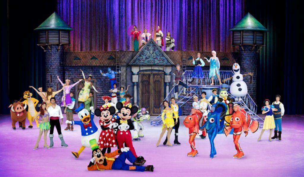La magia de Disney On Ice aterriza en Sevilla