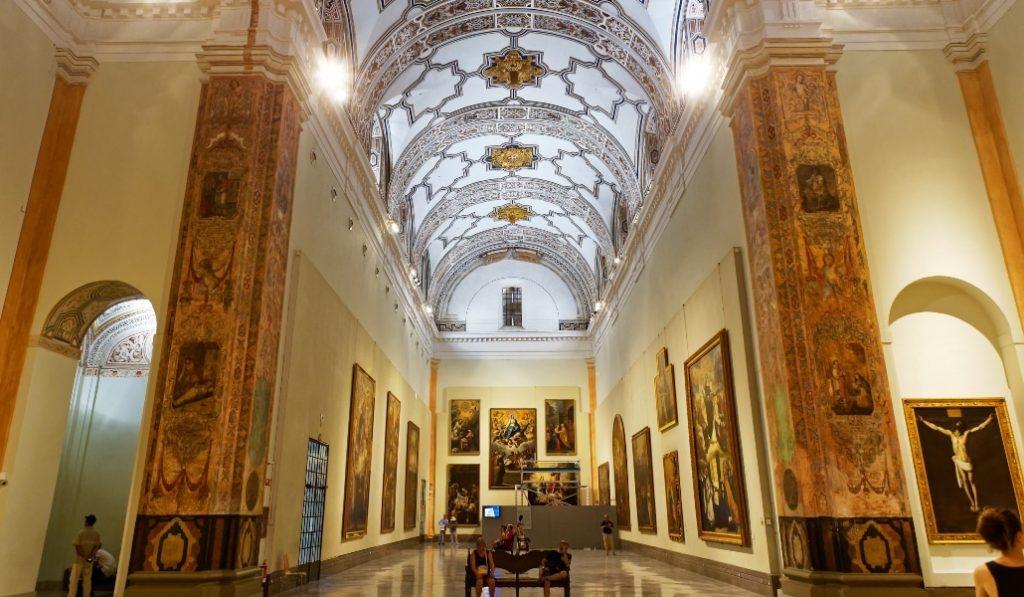 Cómo visitar gratis los museos de Sevilla