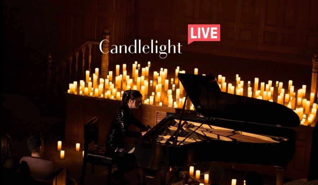 Candlelight Live Premium: conciertos de música clásica a la luz de las velas en casa