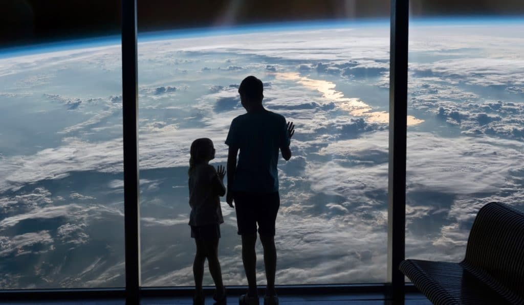 La NASA lanza una iniciativa para viajar al espacio con toda la familia sin salir de casa