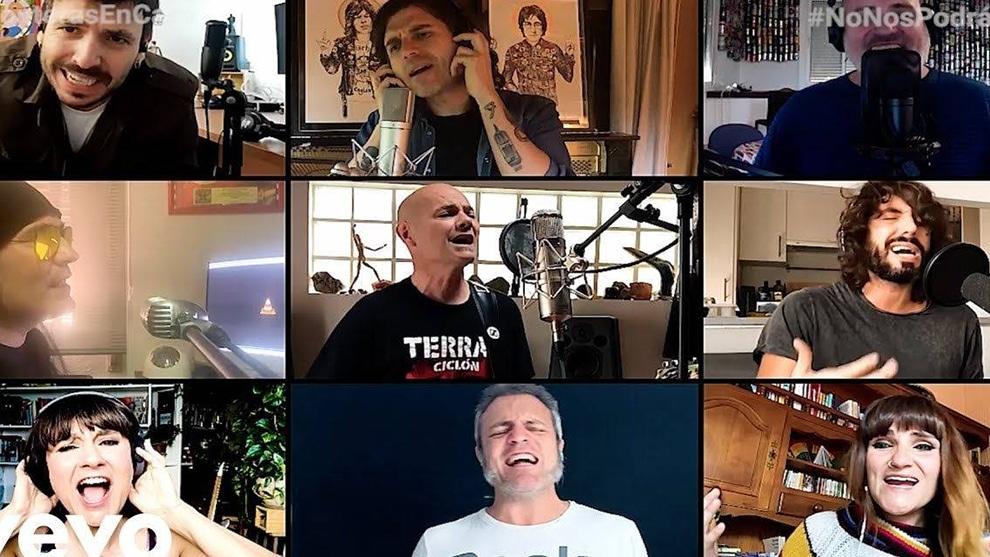 Más de 30 músicos versionan '20 de abril' de Celtas Cortos para combatir el coronavirus