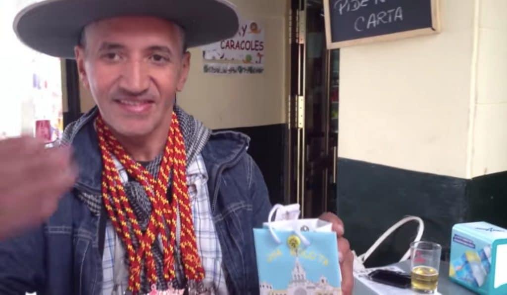 Muere el «Biri de Triana», uno de los personajes más entrañables de Sevilla