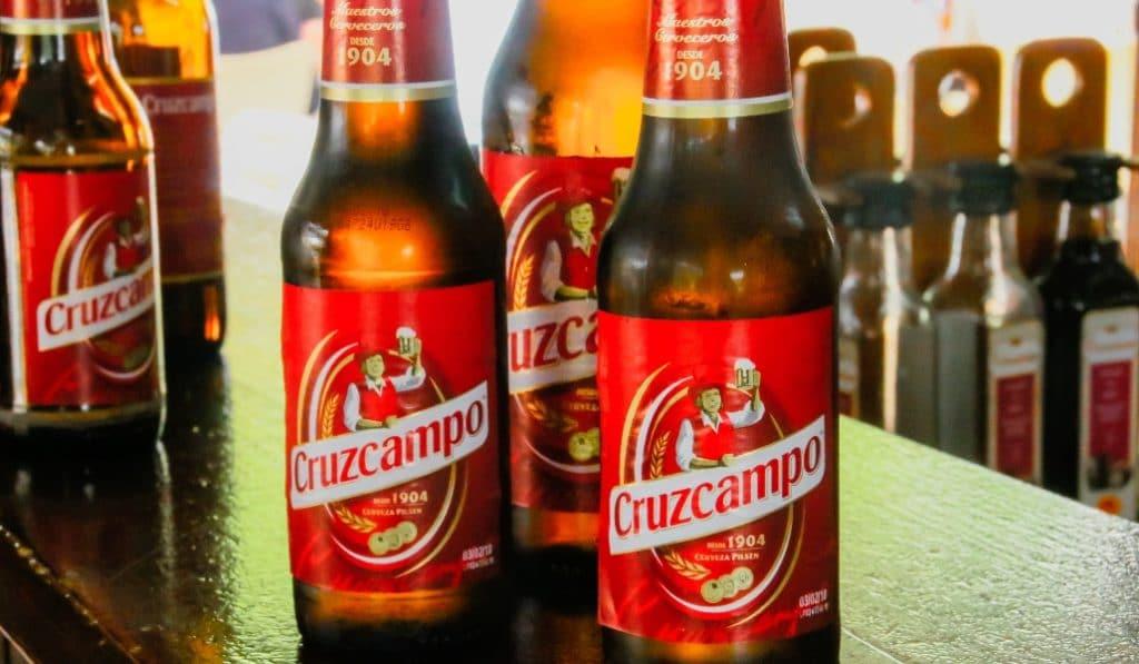 Cruzcampo regala más de 15 millones de cañas a sus bares