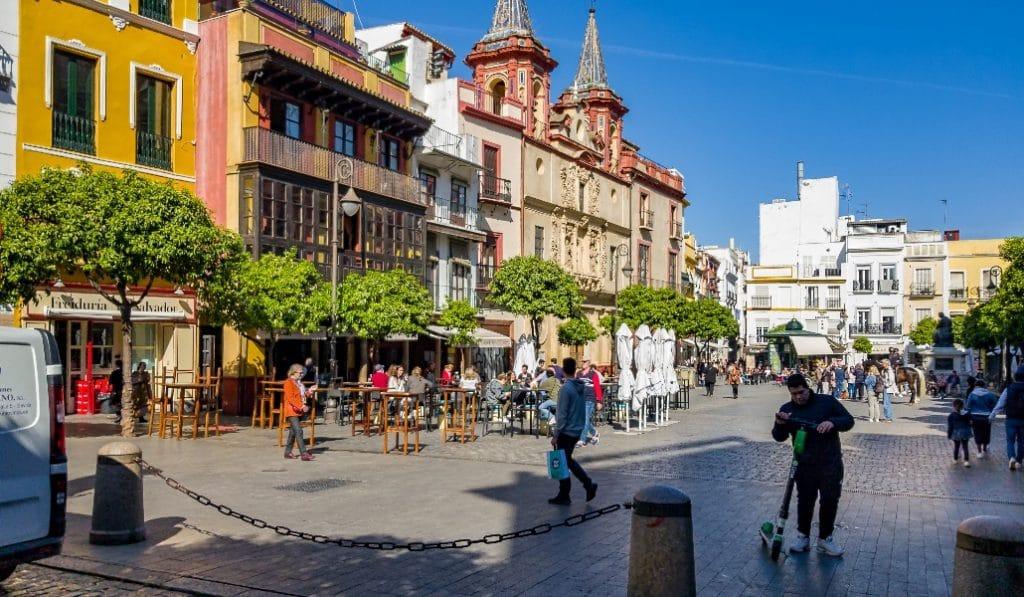 Estas son las terrazas que ya están abiertas en Sevilla