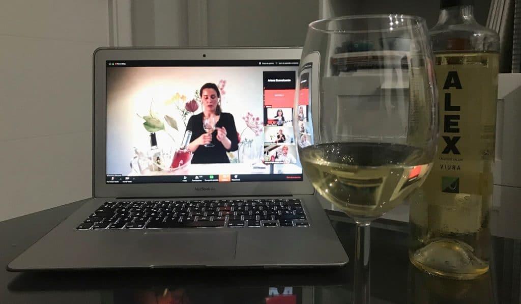 Experiencia Winers: así viví mi primera cata online