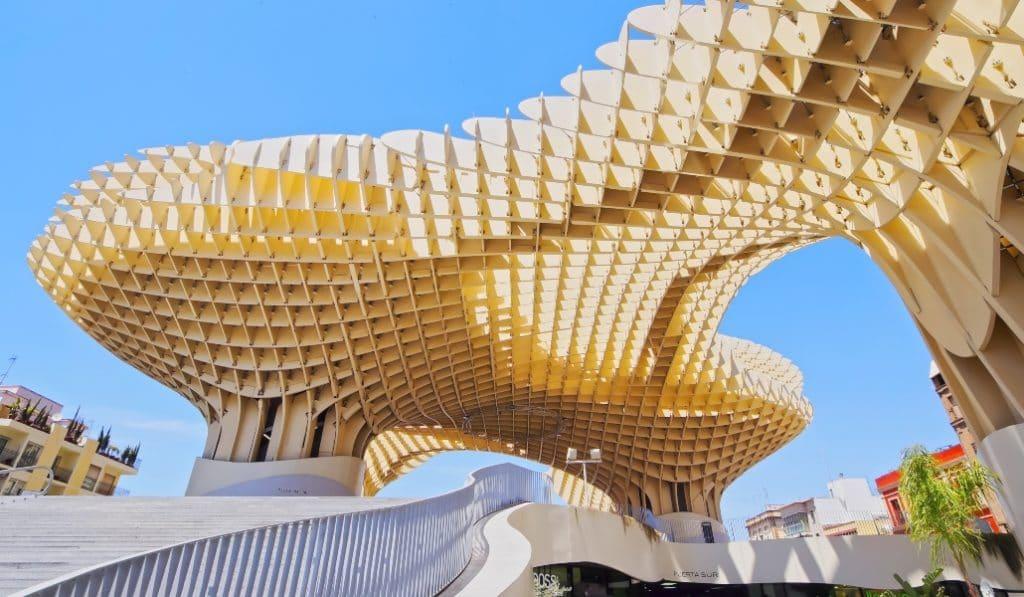 Las Setas de Sevilla reabren hoy tras una profunda limpieza