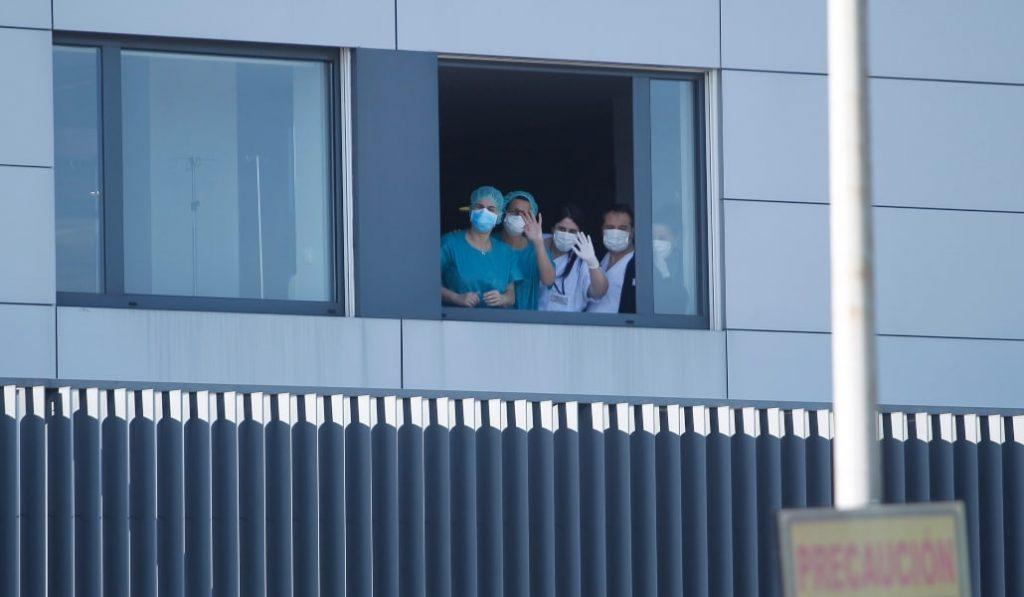 Los sanitarios españoles en primera línea contra la Covid-19, premio Princesa de Asturias de la Concordia