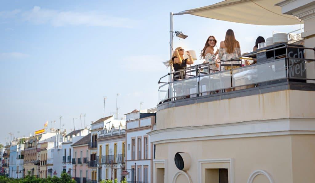 Más de 500 bares cerrarán en Sevilla a causa de la crisis sanitaria