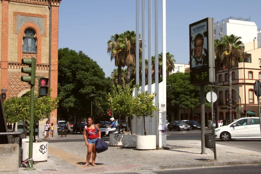 Así serán los veranos de Sevilla en 2050 debido al cambio climático