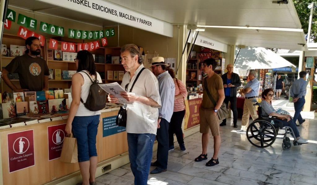 La Feria del Libro de Sevilla podría no celebrarse este otoño