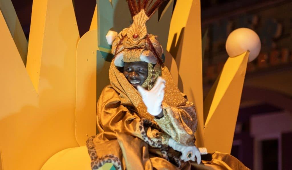 Monchi será el rey Baltasar en la Cabalgata de 2021