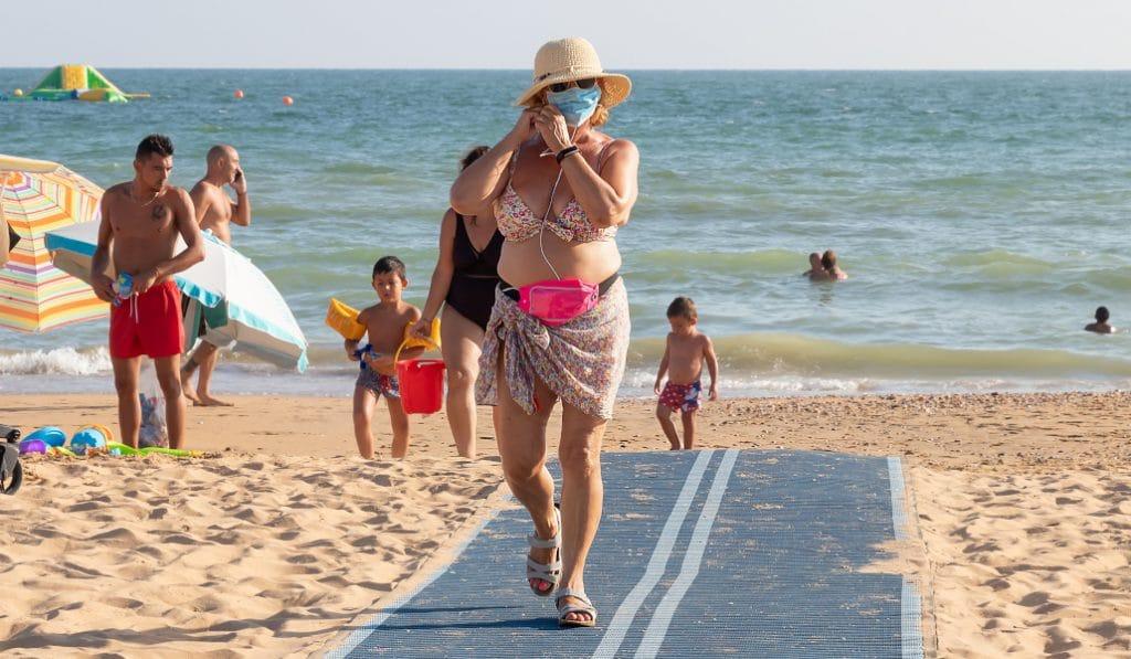 Mascarillas de uso obligatorio en Andalucía: ¿cuáles son las excepciones?