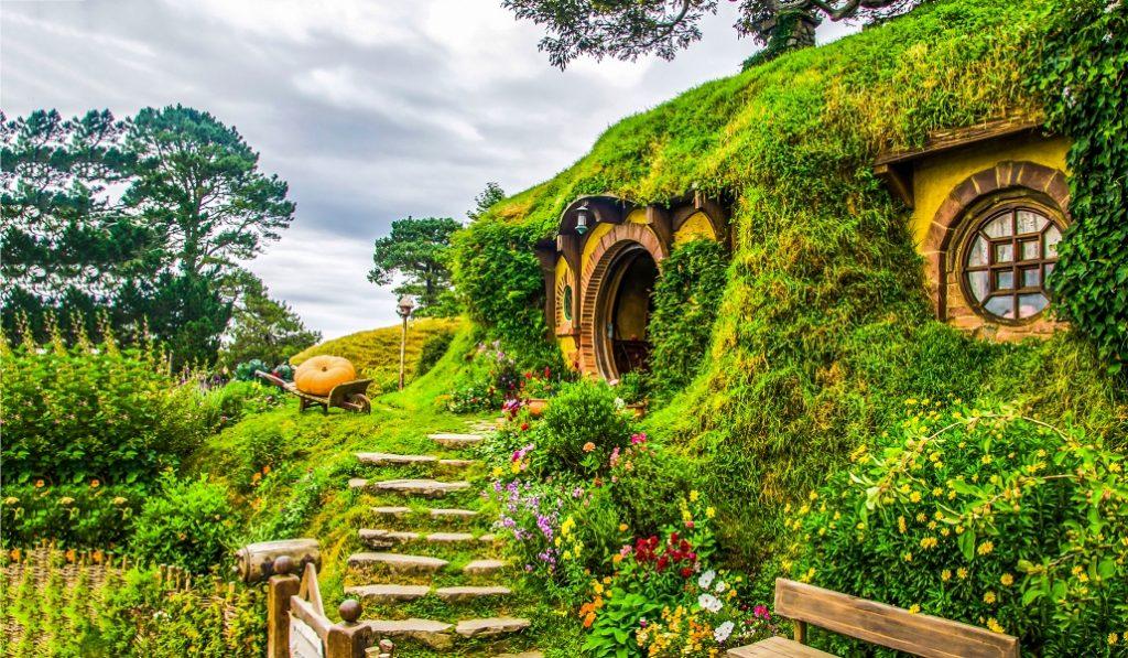 Mi tesoro: el hotel inspirado en 'El Señor de los anillos' para sentirte como un hobbit