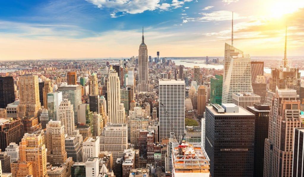 El vuelo directo de Sevilla a Nueva York se retrasa a 2023