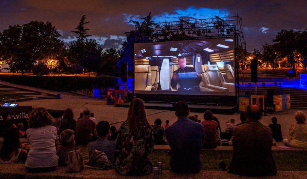 Los cines de verano de Sevilla son gratuitos para los «héroes de la pandemia»