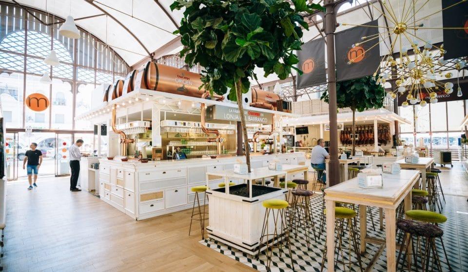 Mercado Lonja del Barranco: el espacio gastronómico que diseñó Eiffel
