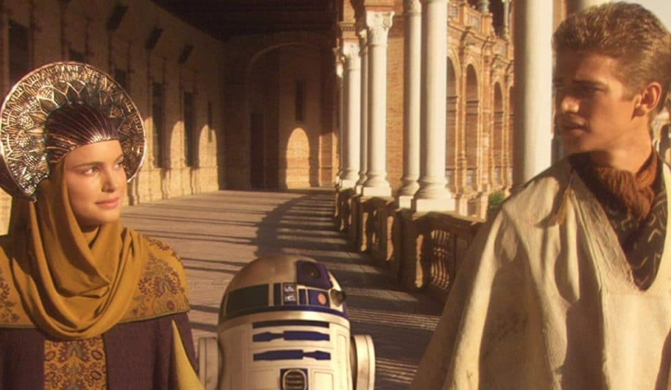13 grandes películas rodadas en Sevilla