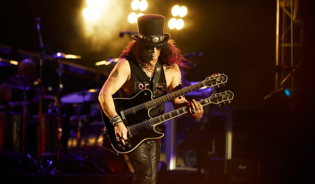 Guns N' Roses actuará en Sevilla en junio de 2021