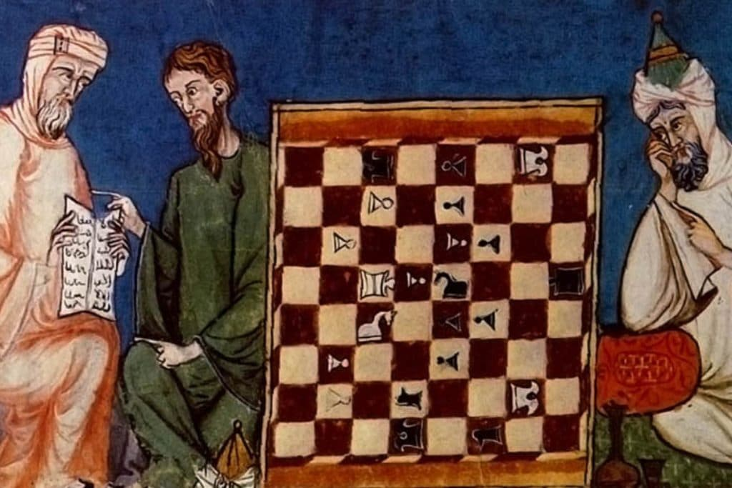 La partida de ajedrez que evitó la invasión de Sevilla