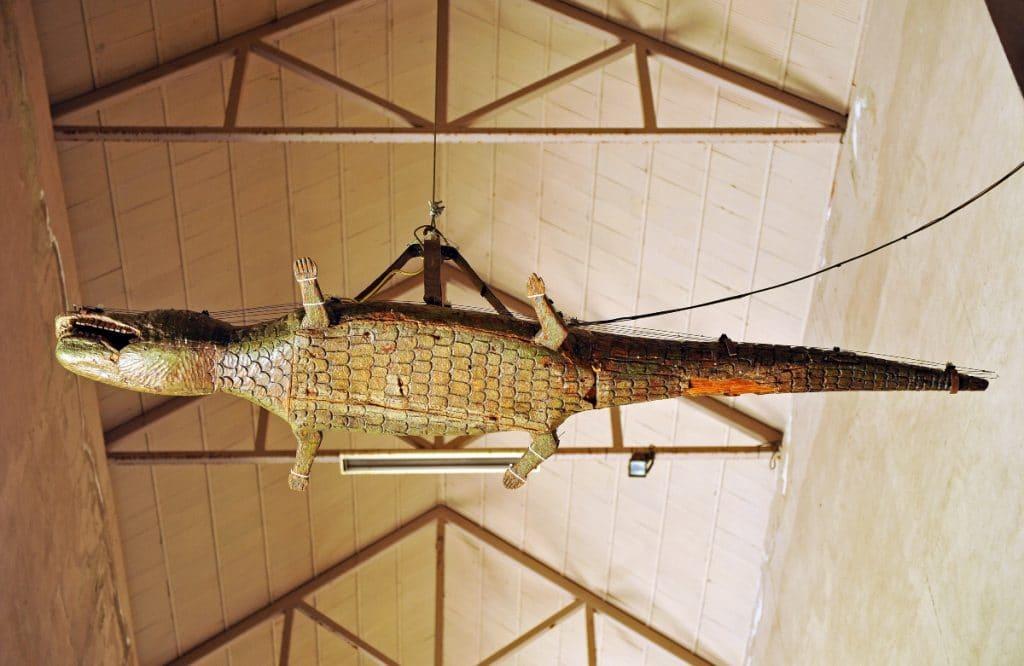 ¿Conoces la historia del cocodrilo de la Catedral?