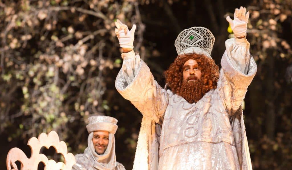La cabalgata de Reyes Magos de La Algaba será a caballo y sin caramelos