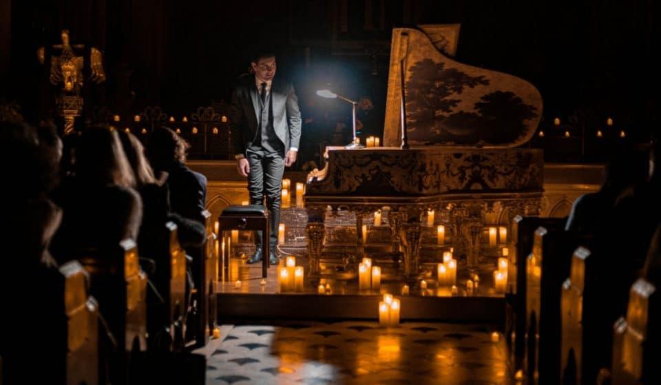 La Fundación Tres Culturas acogerá un tributo a Ludovico Einaudi ¡a la luz de las velas!