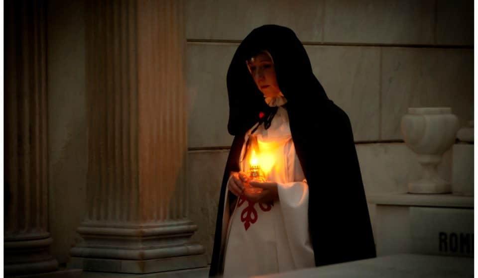 Vive 'Don Juan Tenorio' en el cementerio de Sevilla