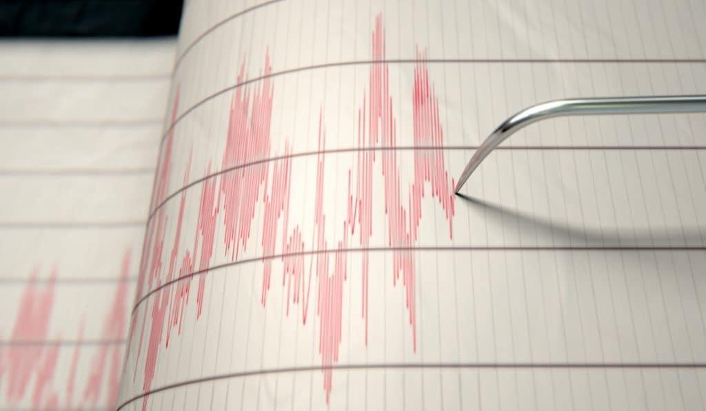 Un terremoto de 4,1 grados se ha sentido en Sevilla esta madrugada