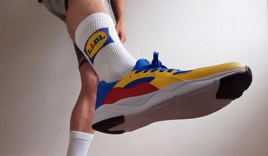 Llegan a España las zapatillas de LIDL que ya se revenden a 300€
