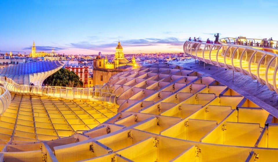 Sevilla es una de las mejores ciudades de Europa
