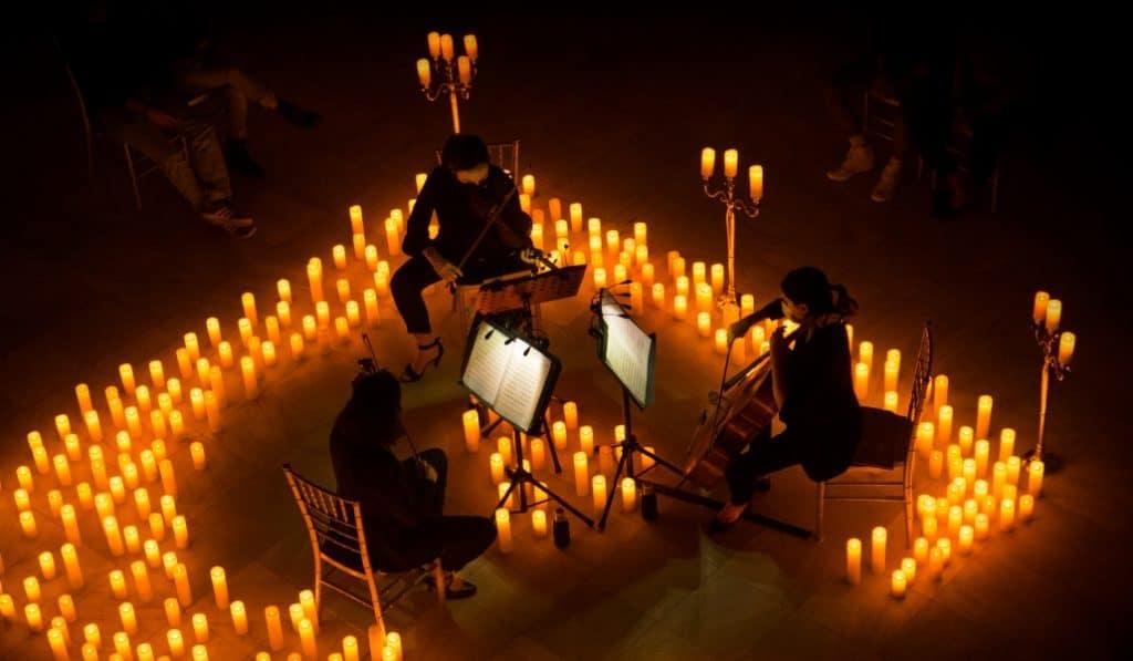 Los mejores musicales a la luz de las velas en el Pabellón de Marruecos