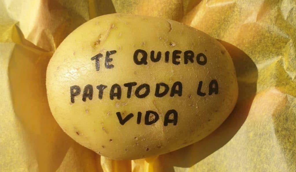 Patatas anónimas: el loco servicio de patatas personalizadas a domicilio