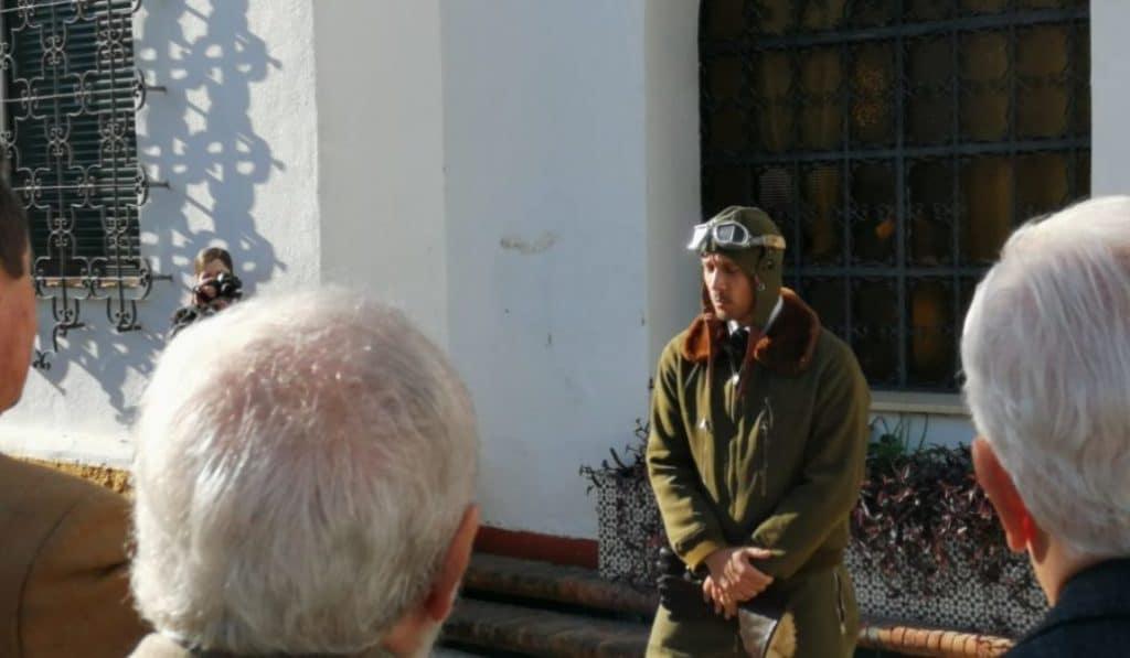'Un siglo de aviación en Sevilla': visitas teatralizadas para reivindicar el enclave de Tablada