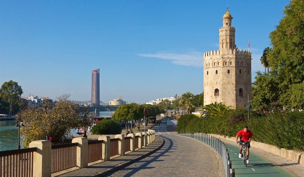 10 razones por las que Sevilla es la ciudad española más bike-friendly