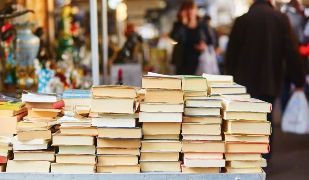 Suspenden la tradicional Feria del Libro Antiguo de la Plaza Nueva