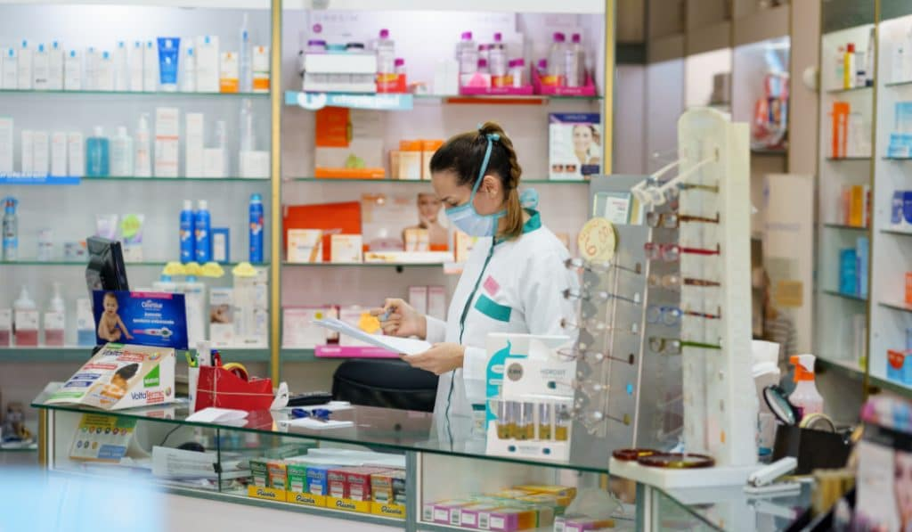 Lanzan el primer test autodiagnóstico de Covid para farmacias