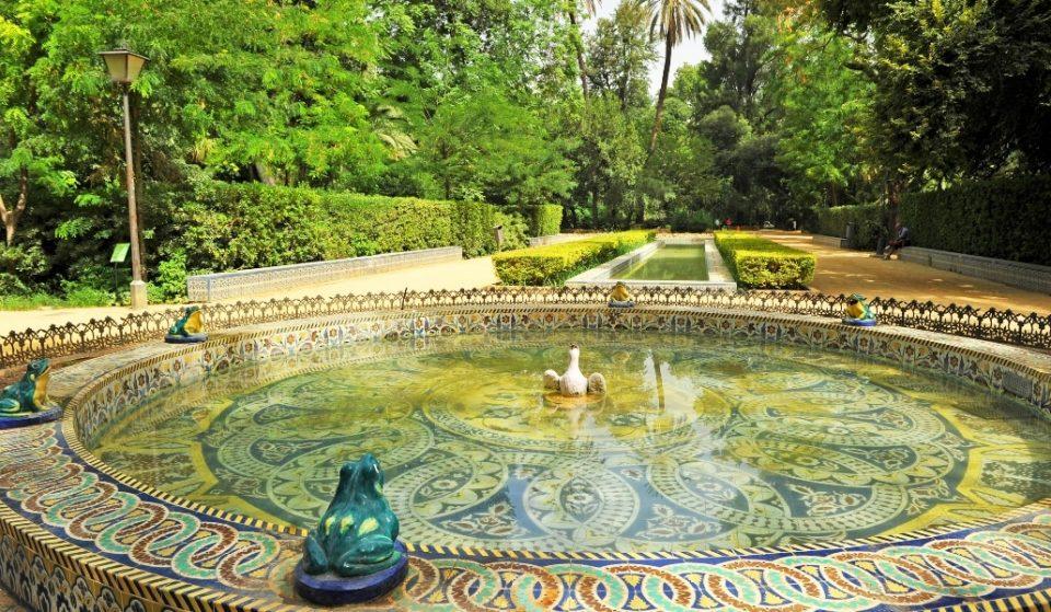 10 fuentes de Sevilla que enamoran