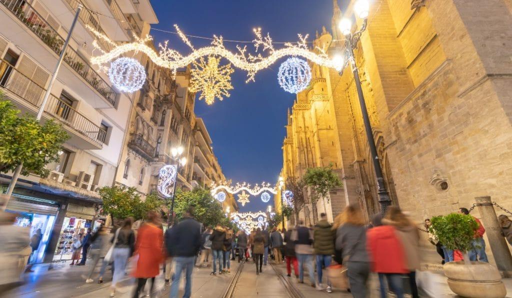 ¿Cómo será la Navidad 2020 en Sevilla?