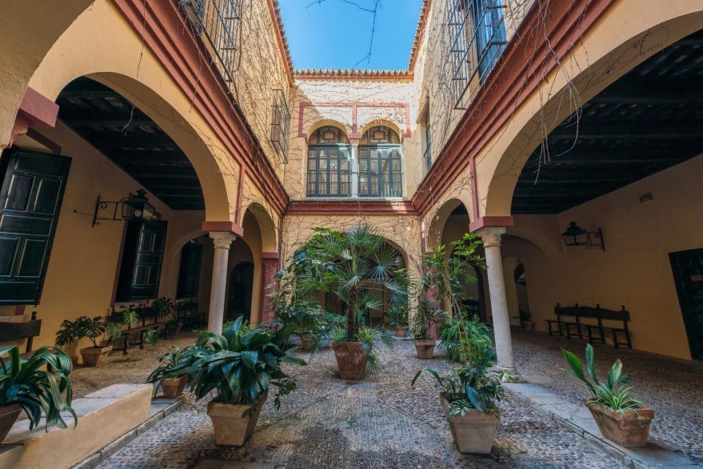 10 patios de Sevilla que enamoran