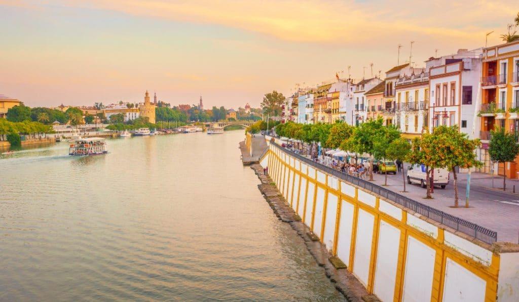Sevilla es una de las mejores ciudades para viajar en invierno según Lonely Planet