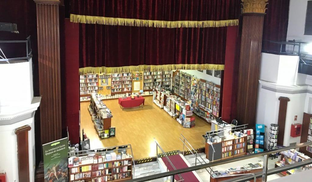 Las 7 librerías de Sevilla con más encanto