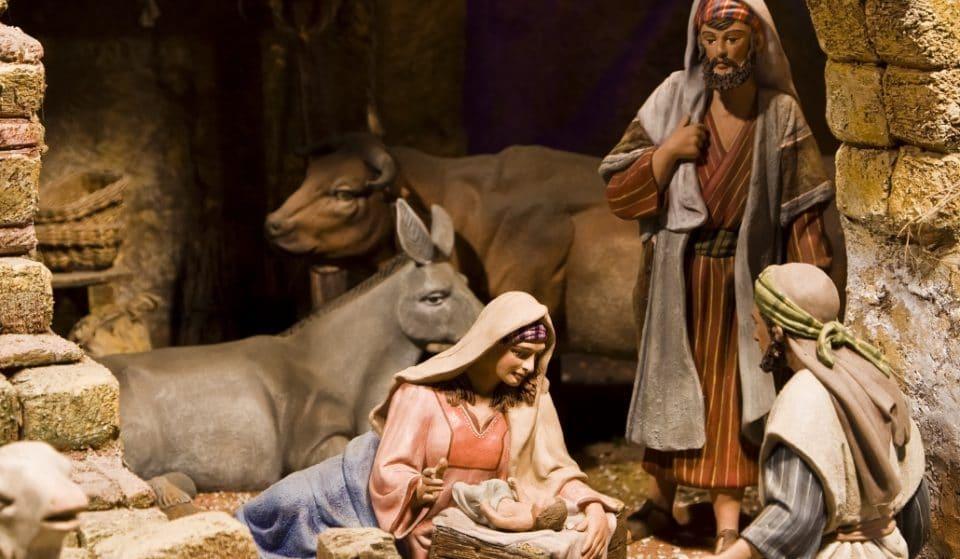 Tomares acoge una exposición de 55 belenes del mundo y más de 60 actividades navideñas