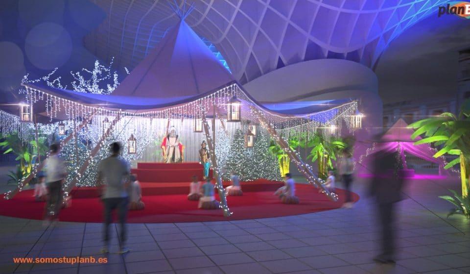 Sevilla tendrá un parque temático de la Navidad a partir del 5 de diciembre