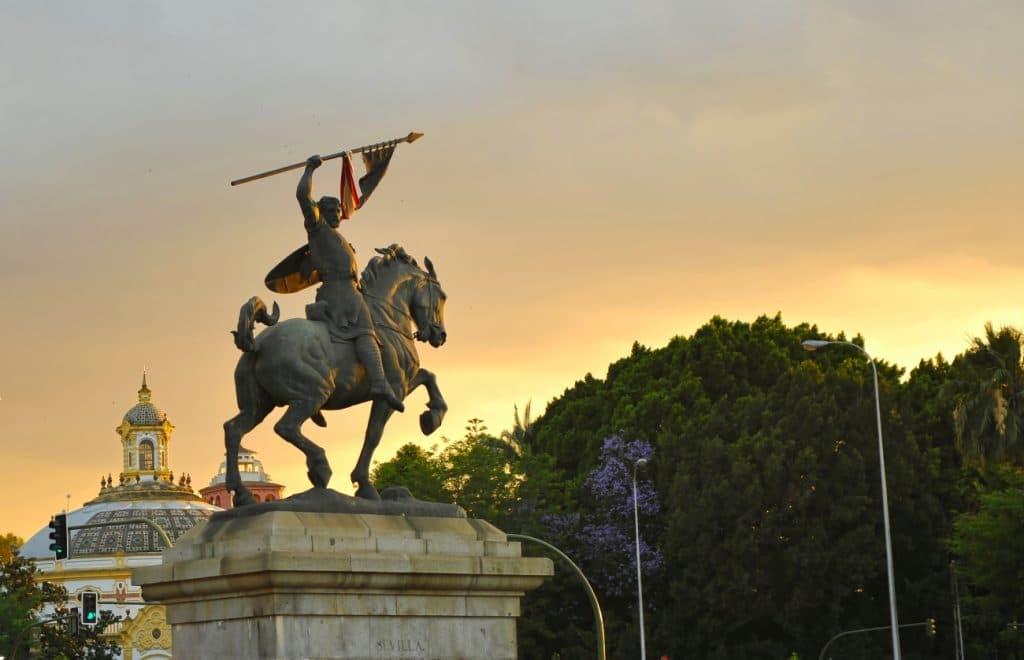¿Sabías que «El Cid Campeador» se ganó su apodo en Sevilla?